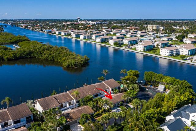 6110 N Ocean Boulevard #2, Ocean Ridge, FL 33435 (MLS #RX-10518522) :: EWM Realty International