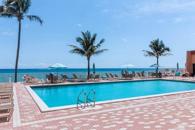 3520 S Ocean Boulevard H505, South Palm Beach, FL 33480 (#RX-10518544) :: Posh Properties
