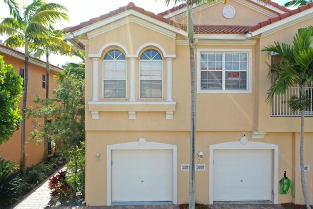 3271 Scarletta Drive, Riviera Beach, FL 33404 (MLS #RX-10519000) :: EWM Realty International