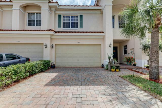 2190 SW Cape Cod Drive, Port Saint Lucie, FL 34953 (MLS #RX-10519336) :: Berkshire Hathaway HomeServices EWM Realty