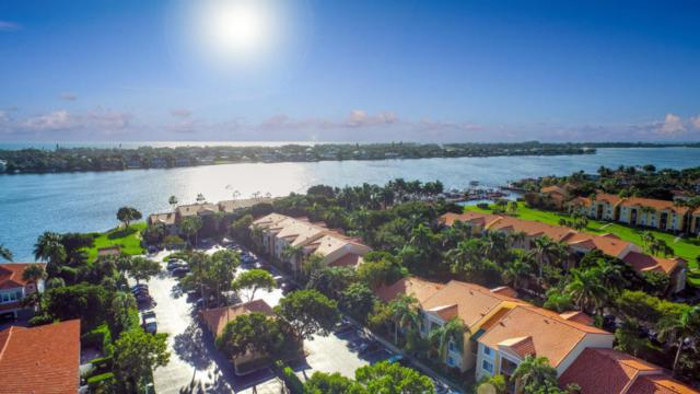 160 Yacht Club Way #303, Hypoluxo, FL 33462 (#RX-10519849) :: Ryan Jennings Group