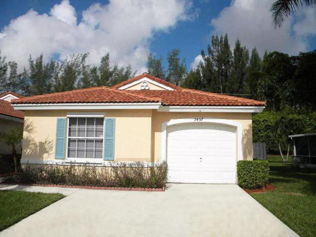 7457 Edisto Drive, Lake Worth, FL 33467 (MLS #RX-10519981) :: Berkshire Hathaway HomeServices EWM Realty