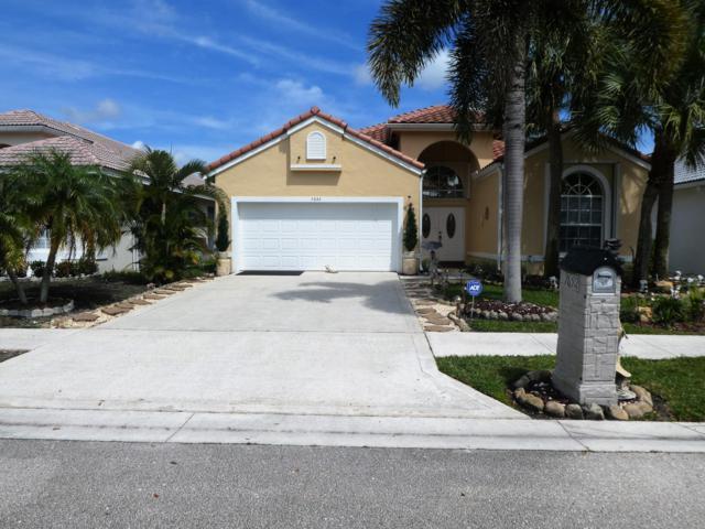 7652 Santee Terrace, Lake Worth, FL 33467 (MLS #RX-10520903) :: Berkshire Hathaway HomeServices EWM Realty