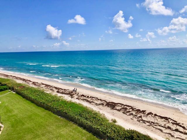 5440 N Ocean Drive #704, Riviera Beach, FL 33404 (MLS #RX-10521858) :: Berkshire Hathaway HomeServices EWM Realty