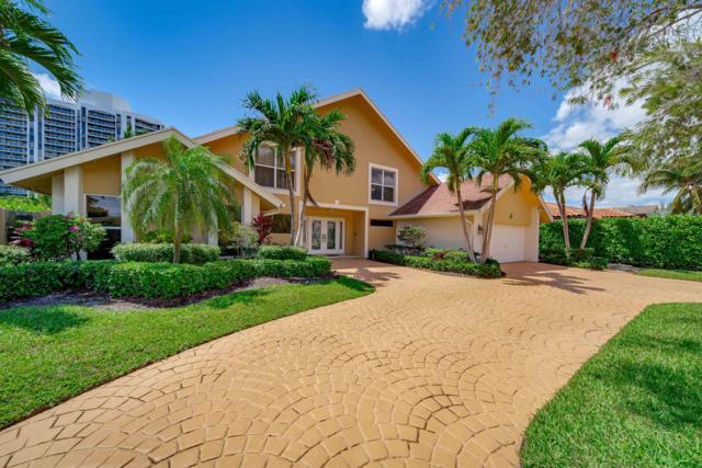 413 Holiday Drive, Hallandale Beach, FL 33009 (MLS #RX-10522047) :: Castelli Real Estate Services