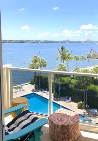 2800 N Flagler Drive #603, West Palm Beach, FL 33407 (#RX-10522124) :: Ryan Jennings Group