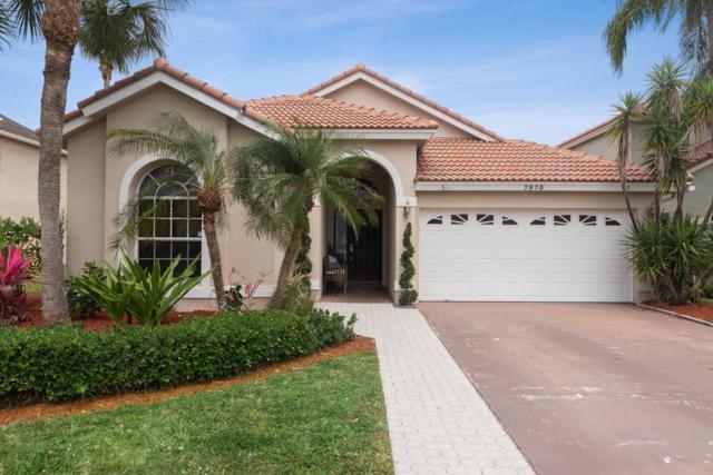 7573 Brunson Circle, Lake Worth, FL 33467 (MLS #RX-10522280) :: Berkshire Hathaway HomeServices EWM Realty