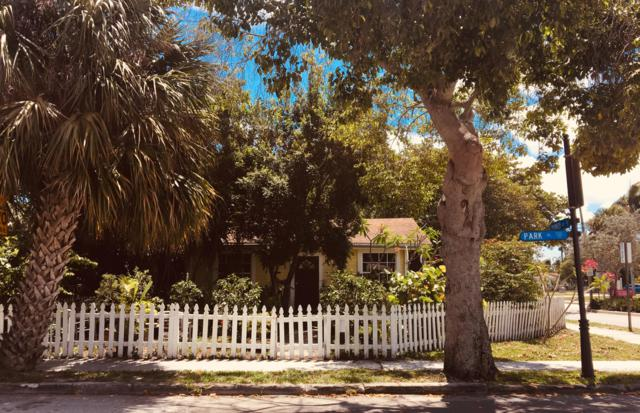 846 Park Place, West Palm Beach, FL 33401 (#RX-10522504) :: The Reynolds Team/Treasure Coast Sotheby's International Realty