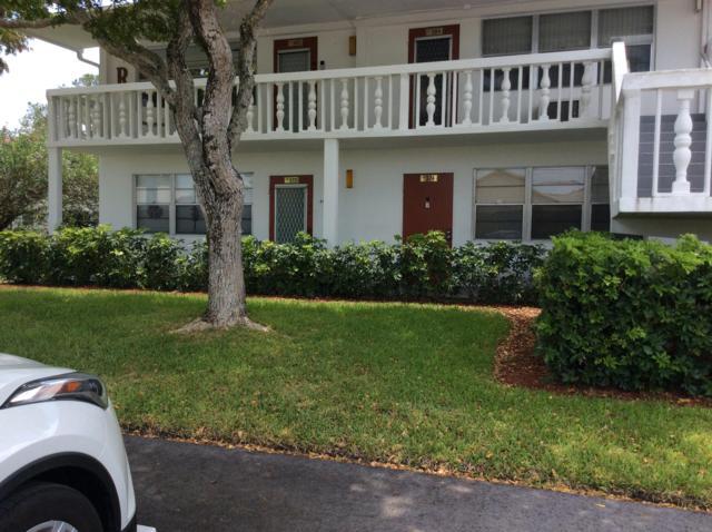 374 Tilford R #374, Deerfield Beach, FL 33442 (MLS #RX-10524016) :: Berkshire Hathaway HomeServices EWM Realty