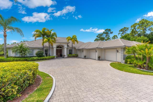 7842 Sabal Lake Drive, Port Saint Lucie, FL 34986 (MLS #RX-10525120) :: Berkshire Hathaway HomeServices EWM Realty