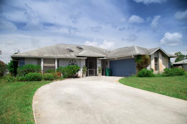 2142 SW Gemini Lane, Port Saint Lucie, FL 34984 (#RX-10526762) :: Weichert, Realtors® - True Quality Service