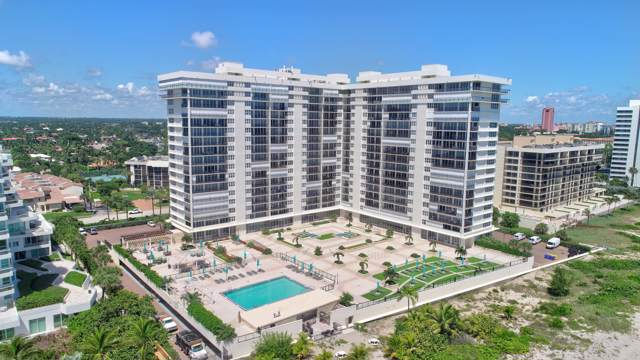 2000 S Ocean Boulevard L, Boca Raton, FL 33432 (#RX-10527085) :: The Reynolds Team/ONE Sotheby's International Realty