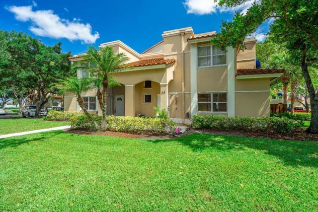 599 Racquet Club Road #66, Weston, FL 33326 (MLS #RX-10527334) :: Berkshire Hathaway HomeServices EWM Realty