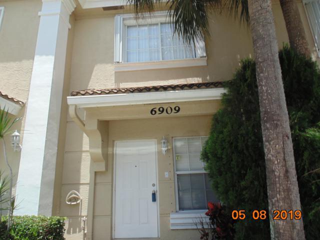 6909 Crooked Fence Drive, Lake Worth, FL 33467 (MLS #RX-10528726) :: EWM Realty International