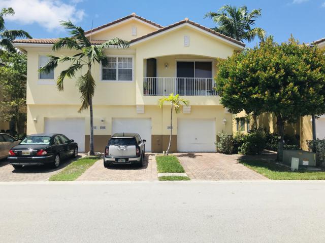 1709 Terracotta Drive, Riviera Beach, FL 33404 (MLS #RX-10529134) :: EWM Realty International