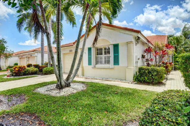 6166 Lake Hibiscus Drive, Delray Beach, FL 33484 (MLS #RX-10530140) :: The Paiz Group