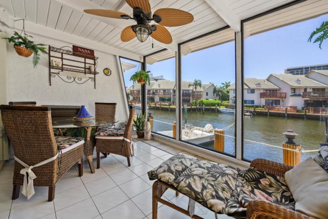 1030 Russell Drive, Highland Beach, FL 33487 (MLS #RX-10531588) :: EWM Realty International