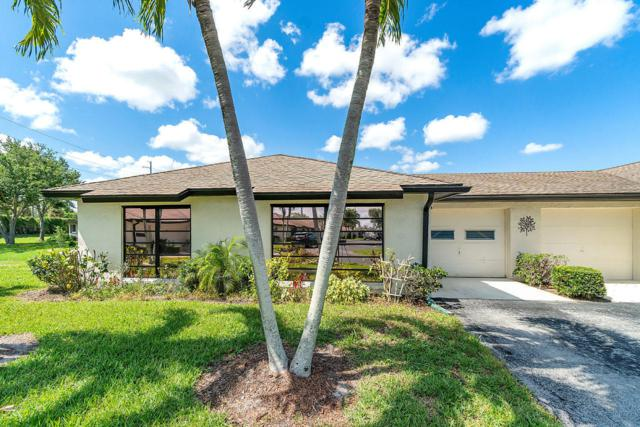4972 Dovewood Road A, Boynton Beach, FL 33436 (MLS #RX-10531630) :: EWM Realty International