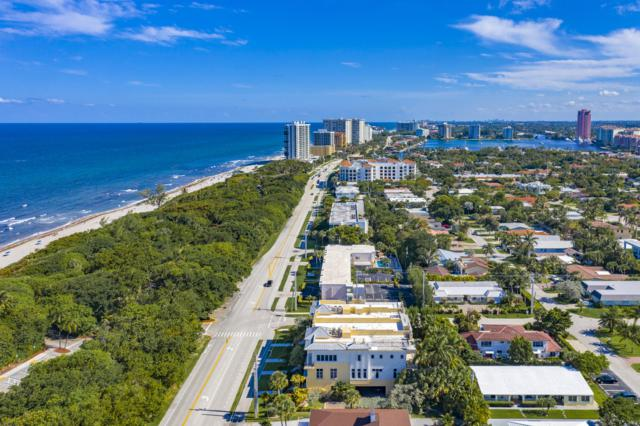425 N Ocean Boulevard #1, Boca Raton, FL 33432 (MLS #RX-10531959) :: EWM Realty International