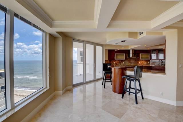 3015 S Ocean Boulevard #1103, Highland Beach, FL 33487 (#RX-10532415) :: Ryan Jennings Group
