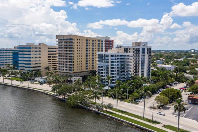1617 N Flagler Drive 2A, West Palm Beach, FL 33407 (#RX-10532503) :: Ryan Jennings Group