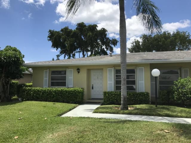 1130 Cactus Terrace A, Delray Beach, FL 33445 (MLS #RX-10532929) :: Berkshire Hathaway HomeServices EWM Realty