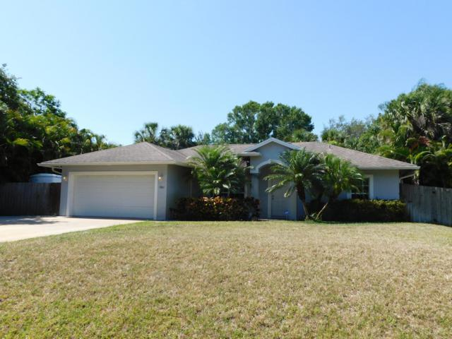 7805 Fort Walton Avenue, Fort Pierce, FL 34951 (MLS #RX-10533157) :: EWM Realty International