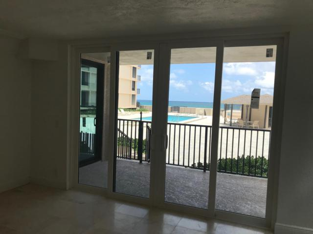 3610 S Ocean Boulevard #105, South Palm Beach, FL 33480 (#RX-10533428) :: Ryan Jennings Group