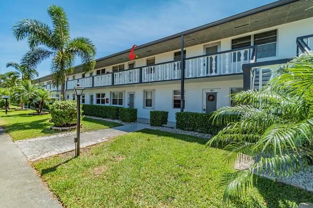 347 Chatham Q, West Palm Beach, FL 33417 (MLS #RX-10534876) :: Berkshire Hathaway HomeServices EWM Realty