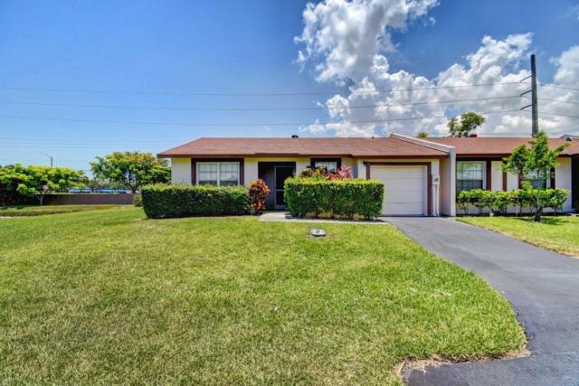 5316 Breadfruit Circle, Delray Beach, FL 33484 (MLS #RX-10535434) :: Berkshire Hathaway HomeServices EWM Realty