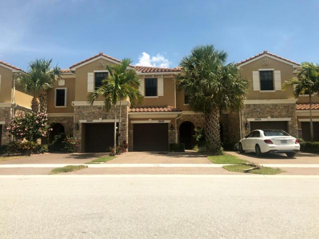 10439 Wellington Parc Drive, Wellington, FL 33449 (MLS #RX-10535656) :: Berkshire Hathaway HomeServices EWM Realty