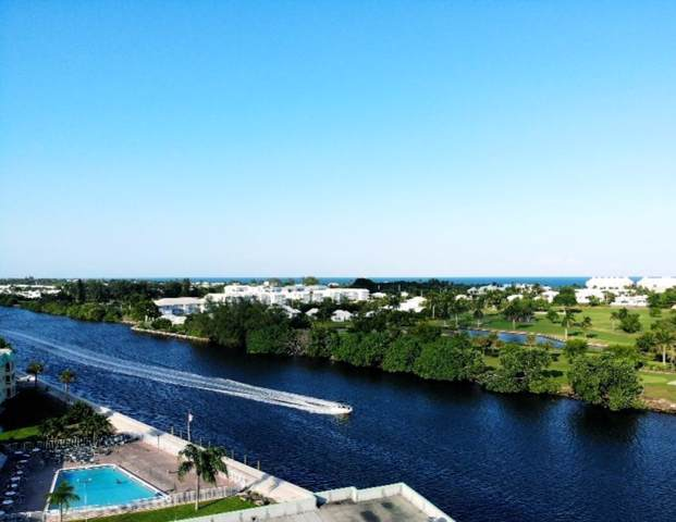 28 Colonial Club Drive #105, Boynton Beach, FL 33435 (MLS #RX-10536268) :: Castelli Real Estate Services
