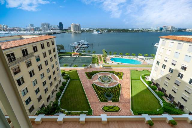 150 Bradley Place #904, Palm Beach, FL 33480 (#RX-10536315) :: Ryan Jennings Group
