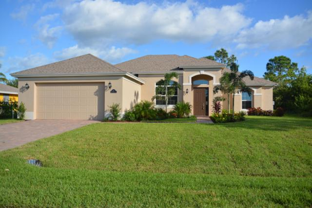 5771 NW Cleburn Drive, Port Saint Lucie, FL 34986 (MLS #RX-10536666) :: Berkshire Hathaway HomeServices EWM Realty