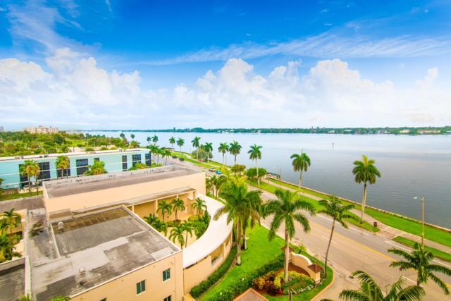 1801 N Flagler Drive #838, West Palm Beach, FL 33407 (MLS #RX-10537042) :: Castelli Real Estate Services