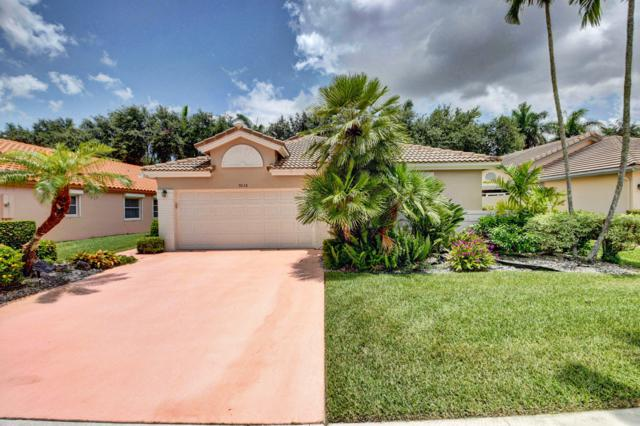 9638 Harbour Lake Circle, Boynton Beach, FL 33437 (MLS #RX-10538274) :: Berkshire Hathaway HomeServices EWM Realty