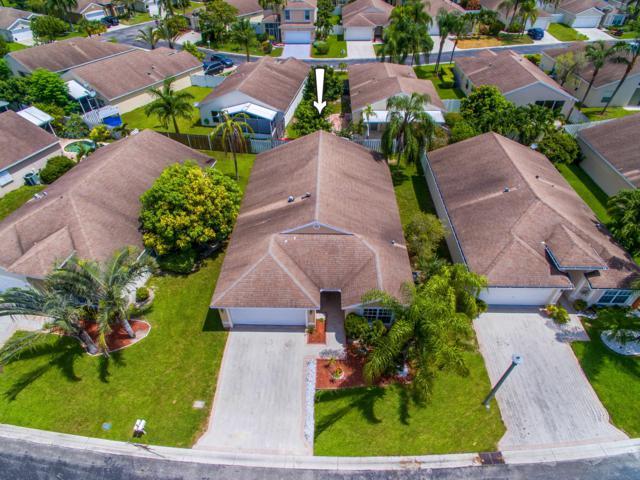 1727 Sawgrass Circle, Greenacres, FL 33413 (#RX-10538604) :: Weichert, Realtors® - True Quality Service