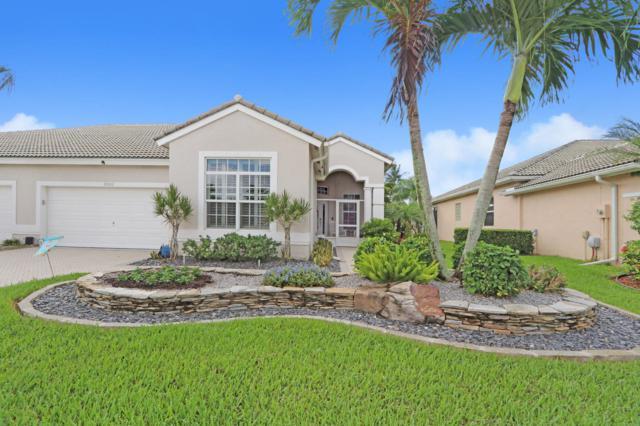 8882 Brittany Lakes Drive, Boynton Beach, FL 33472 (MLS #RX-10538991) :: EWM Realty International