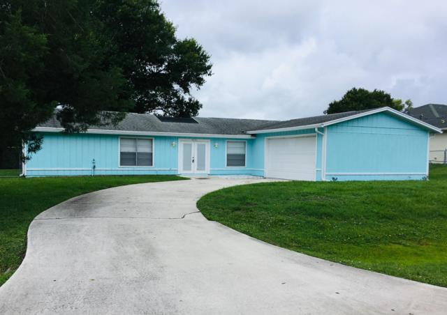 5211 Seagrape Drive, Fort Pierce, FL 34982 (#RX-10539173) :: Ryan Jennings Group