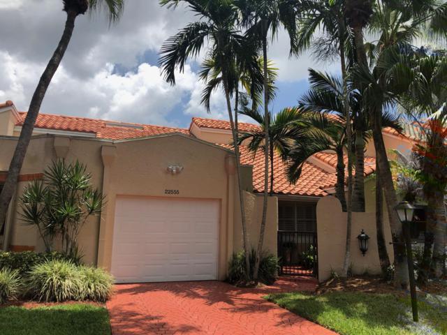 22555 Meridiana Drive, Boca Raton, FL 33433 (MLS #RX-10539935) :: Berkshire Hathaway HomeServices EWM Realty