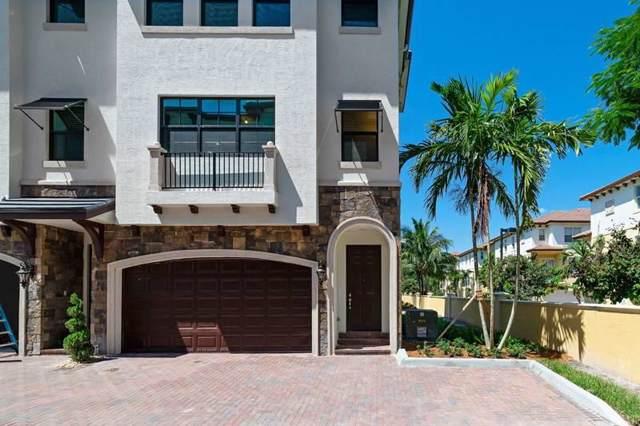 5 Windward Lane #23, Boynton Beach, FL 33435 (#RX-10540304) :: Ryan Jennings Group