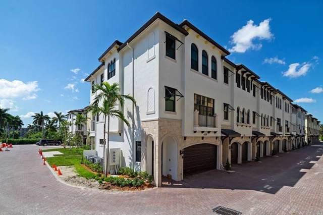 634 Windward Circle N #61, Boynton Beach, FL 33435 (#RX-10540398) :: Ryan Jennings Group