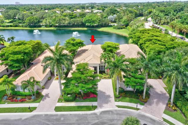 138 Orchid Cay Circle, Palm Beach Gardens, FL 33418 (MLS #RX-10542219) :: Berkshire Hathaway HomeServices EWM Realty
