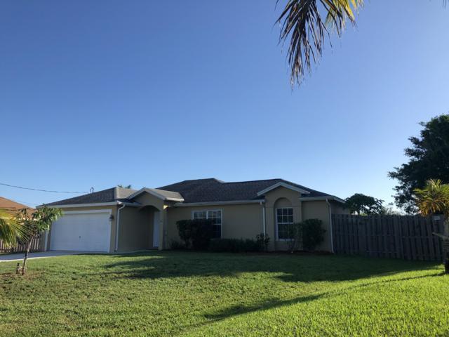 2701 SW Backton Avenue, Port Saint Lucie, FL 34987 (#RX-10542399) :: Premier Listings