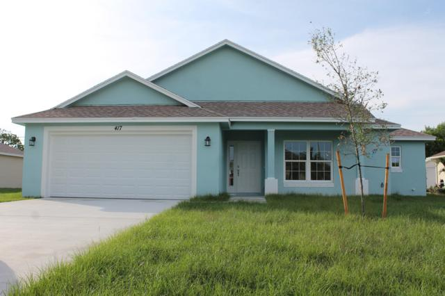 417 SW Lawler Avenue, Port Saint Lucie, FL 34953 (#RX-10542443) :: Weichert, Realtors® - True Quality Service