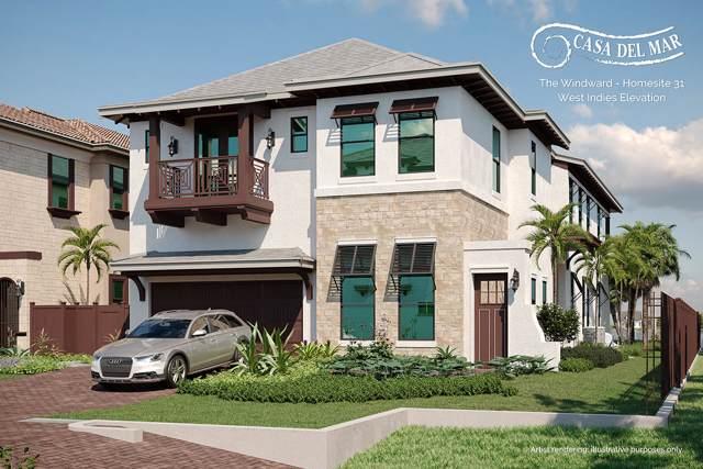 632 Windward Circle S #31, Boynton Beach, FL 33435 (MLS #RX-10542546) :: Berkshire Hathaway HomeServices EWM Realty