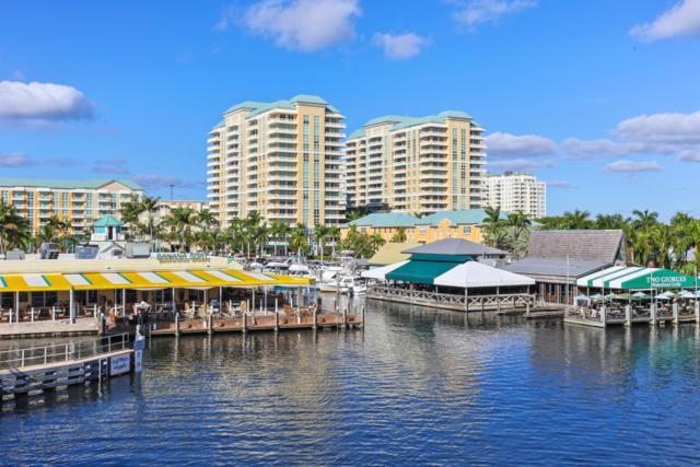 100 NE 6th Street #209, Boynton Beach, FL 33435 (MLS #RX-10542762) :: Berkshire Hathaway HomeServices EWM Realty