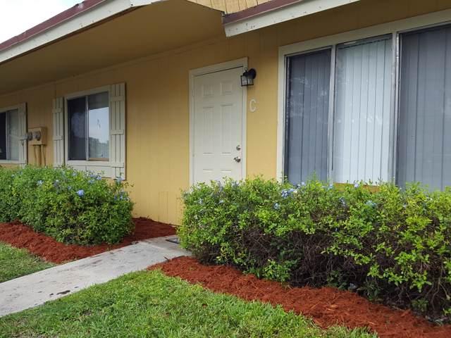 4667 Orleans Court C, West Palm Beach, FL 33415 (#RX-10542900) :: Ryan Jennings Group