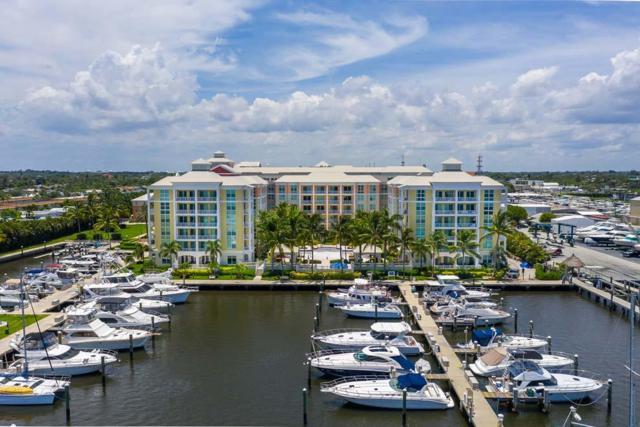806 E Windward Way #612, Lantana, FL 33462 (MLS #RX-10542962) :: Berkshire Hathaway HomeServices EWM Realty