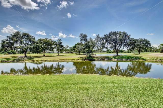 9290 Vista Del Lago G, Boca Raton, FL 33428 (#RX-10543331) :: Ryan Jennings Group
